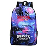 Stranger Things Zaino For Ragazzi e Ragazze Borsa a Scuola Zaino Laptop Business Rucksack.