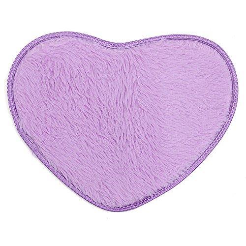 bluelover-40x50cm-cuore-forma-coral-velluto-tappeto-assorbente-anti-slittamento-tappetino-da-bagno-t