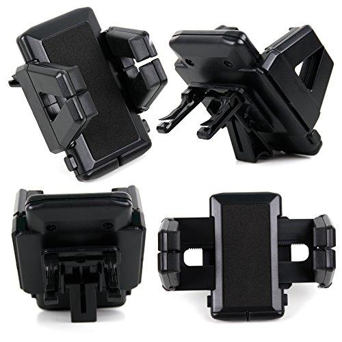 Auto-Halterung mit Kugelgelenk für Lüftungsschlitz und Frontscheibe für Proster VC0082 Digital Voice Recorder