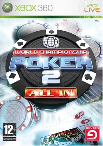 51LGEbZMbmL - NO.1 BETTING World Championship Poker-2 All In (Xbox 360)