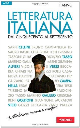 Letteratura italiana: 2