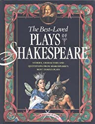 The Best-Loved Plays of Shakespeare by Jennifer Mulherin (1999-07-02)