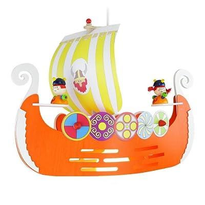 Wikingerschiff 1er Pendellampe elobra 125700