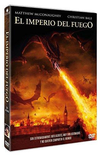 El imperio del fuego [DVD]