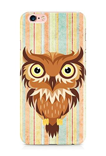 Colorful unique new owl 3D cover case design for iPhone 6Plus, 6s Plus 1