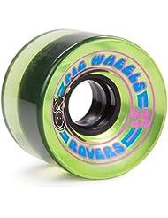 Pig Rover Cruiser transparente ruedas de Skate verde 60mm