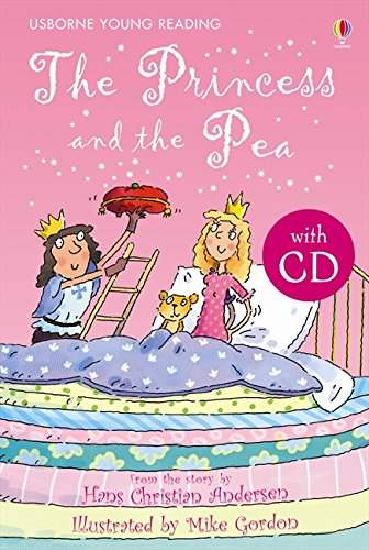 The Princess and the Pea DVD Pack (Young Reading CD Pack)