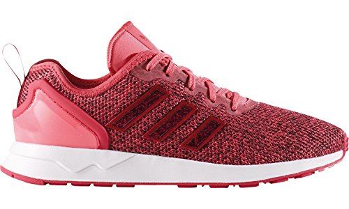 adidas ZX Flux ADV J Craft Pink Uni Pink White rose blanc