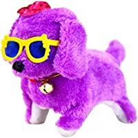 Baokee Cute Robot toy,Music Light Cute Robotic Electronic Walking Pet Dog Puppy - Compare prices on radiocontrollers.eu
