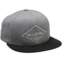 BILLABONG Sama, Gorra para Hombre, Grey Heather, Talla única