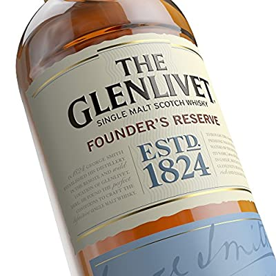 Glenlivet Founder's Reserve Single Malt Scotch Whisky