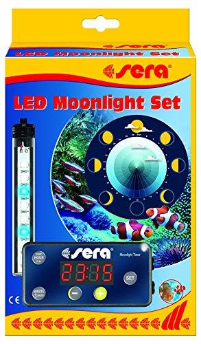 Preisvergleich Produktbild sera 44498 LED Moonlight Set die Mondlichtsteuerung und Beleuchtung für abwechslungsreiche Nachtbeobachtungen