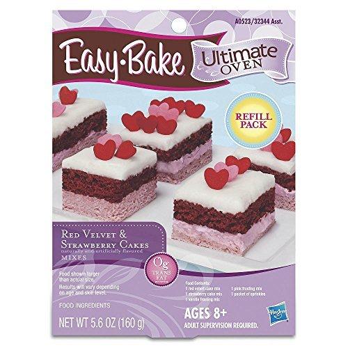 easy-bake-ultimate-oven-red-velvet-and-strawberry-cakes-refill-pack-by-easy-bake