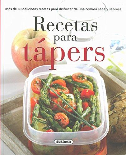 Recetas para tápers (El Rincón Del Paladar) por Susaeta Edicones S A