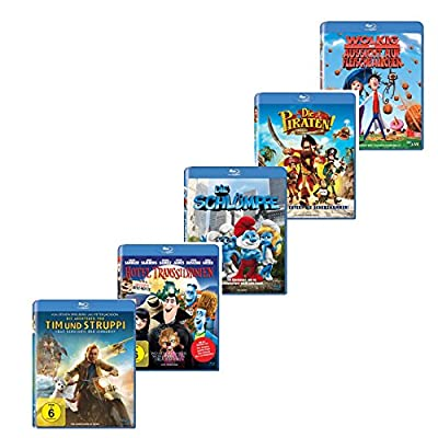 Kinder-Animationsfilm-Paket