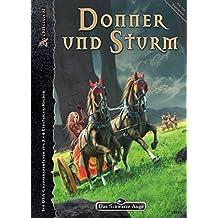 Donner und Sturm: DSA-Abenteuer Nr. 169 (Das Schwarze Auge: Aventurien (Ulisses))