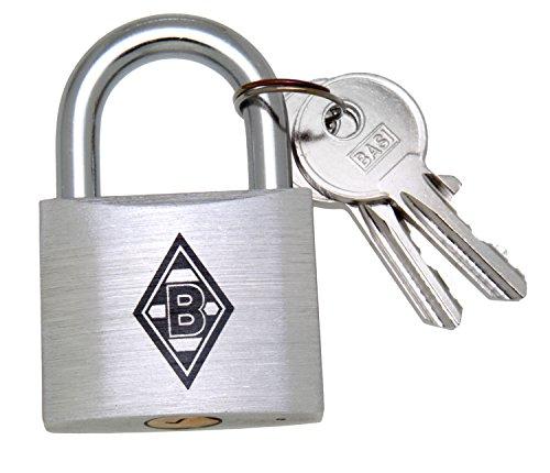 Para remolque del VFL Borussia Mönchengladbach candado con su propia