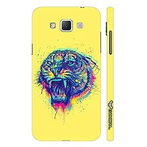 Samsung Galaxy Grand 3 Tiger Roar designer mobile hard shell case by Enthopia