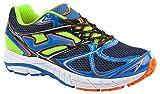 JOMA Speed, Zapatillas de Running para Hombre, Azul (Royal-Fluor), 40 EU