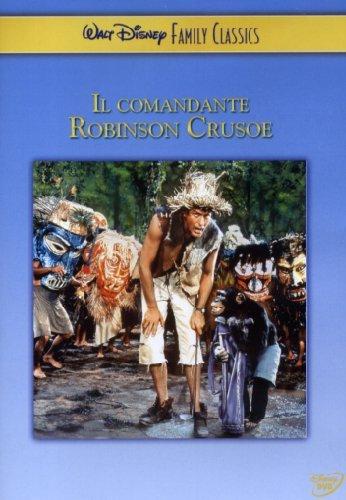 Preisvergleich Produktbild Il comandante Robin Crusoe [IT Import]