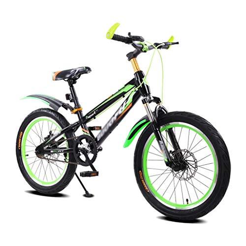 Kinderfahrrad Pedal 16 Zoll blau Fahrrad Kinderfahrrad mit Rahmen männliche und weibliche Kinder Mountainbike Kinderfahrrad