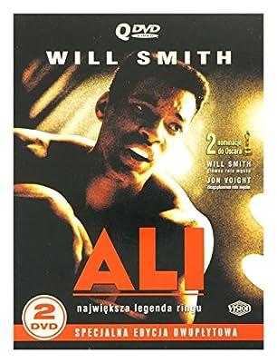 Ali (digipack) [2DVD] [Region 2] (IMPORT) (Keine deutsche Version)