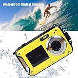 Appareil photo numérique etanche compact, 1080P HD Digital Camera Anti-Choc Avec 24...