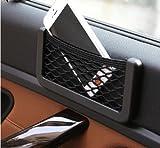 #5: MobileGlaze Universal Storage Bag Box Car Seat Side Back Net Phone Holder Pocket Organizer