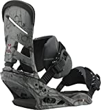 Burton Herren Snowboardbindung grau L