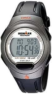 Timex Damen-Armbanduhr Ironman 10 Lap Digital Plastik T5K607SU