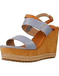 Sandalias y Chanclas para Mujer, Color Azul, Marca PRIVATA, Modelo Sandalias Y Chanclas