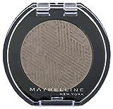 Maybelline New York Lidschatten Colorshow Mono Shadow Chic Taupe 05 / Eyeshadow Grau-Braun, leuchtende Farben, intensive Deckkraft, 1 x 3 g