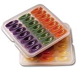 Mumi&Bubi Solids Starter Kit Gefrierformen Babykost 42 Portionen á 30g BPA-frei