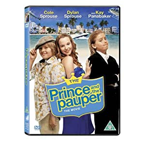 The Prince And The Pauper - The Movie [DVD] [2008]