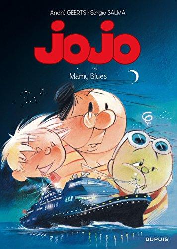 Jojo - tome 18 - Mamy Blues