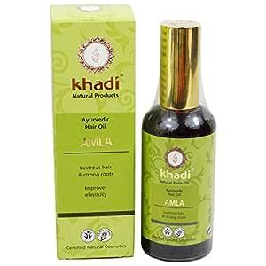 Khadi Huile Capillaire Tonifiante Rivitalisante Amla