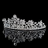 Topwedding Rhinestones Bridal Wedding Headpiece Tiara, women Bild 1