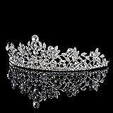 Topwedding Rhinestones Bridal Wedding Headpiece Tiara, women Bild 1