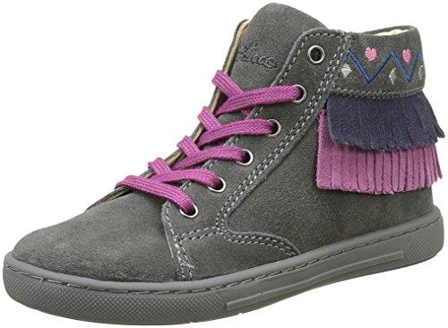 ChiccoContessa - Sneaker Bambina , Grigio (Gris (950)), 28