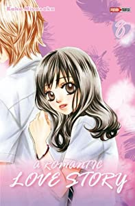 A romantic love story Edition simple Tome 8