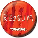 Spilla originale The Shining Redrum con logo