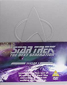 Star Trek: The Next Generation - Season 1 [DVD] [1990]