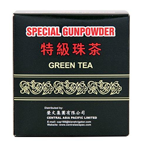 Grüner Tee CAP 250g