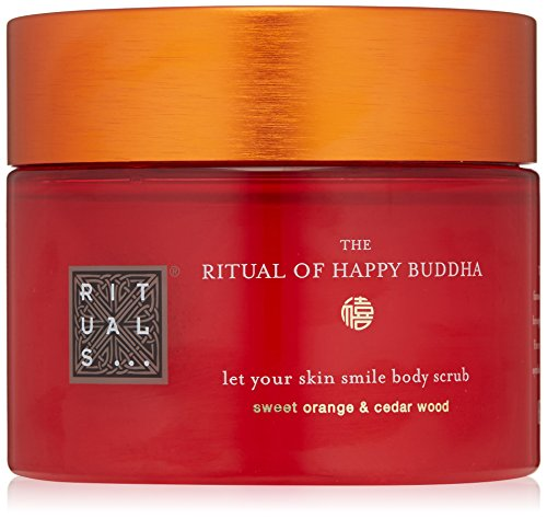 RITUALS The Ritual of Happy Buddha Körperpeeling, 375 g
