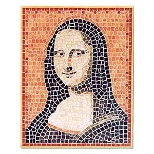 CUIT Cocido-2013-imagen en Mosaico-Mona Lisa, 27 x 34 cm