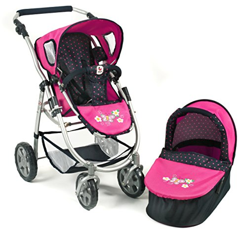 bayer-chic-2000-emotion-638-combination-2-in-1-pushchair-and-baby-carryer-dots-blue-pink