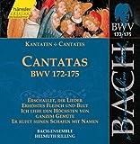 Edition Bachakademie Vol. 52 (Geistliche Kantaten Bwv 172-175)
