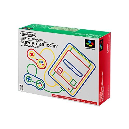 original Nintendo Classic Super Famicom Mini, CLV-301 NEU mit OVP
