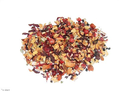 Natur Johannisbeere Früchtetee 100g Tee ohne Aroma Tee-Meyer