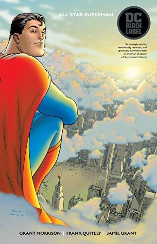 Preisvergleich Produktbild All-Star Superman (DC Black Label Edition)